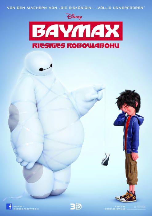 Baymax Stream Hd