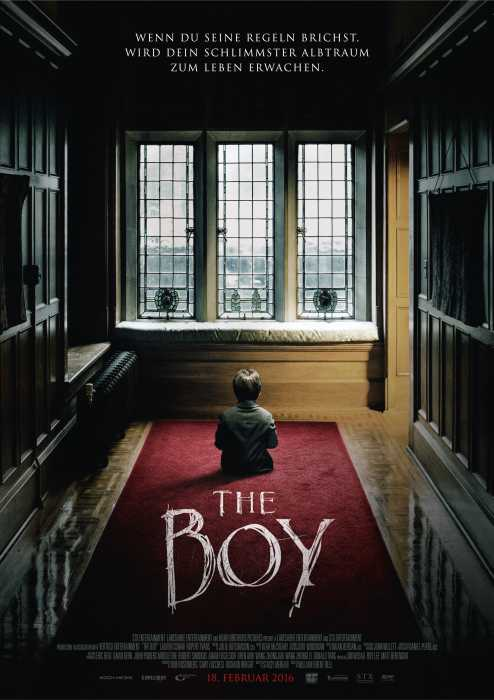 The Boy: Poster