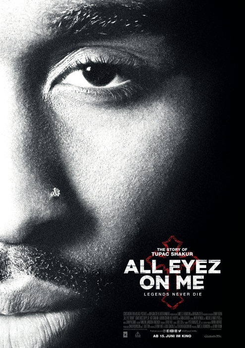 All Eyez on Me: Poster