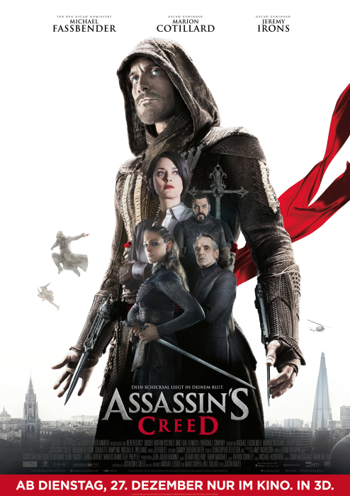 Assassin´s Creed: Poster
