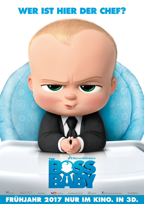 The Boss Baby: Poster