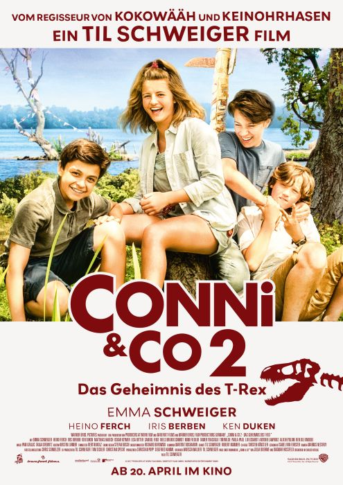 Conni & Co 2 - Rettet die Kanincheninsel: Poster