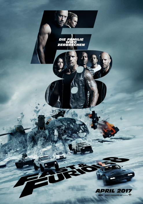 Fast & Furious 8: Poster
