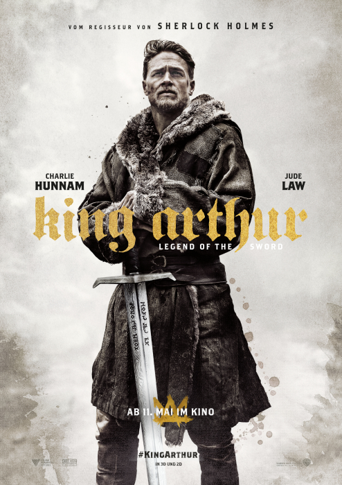 King Arthur: Legend of the Sword: Poster