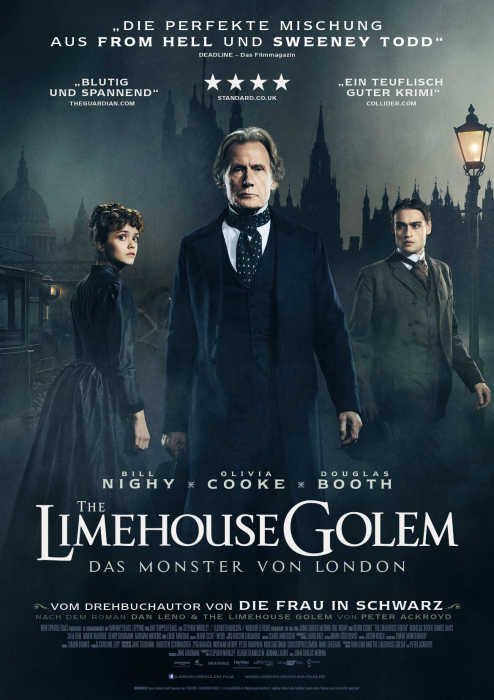 The Limehouse Golem: Poster