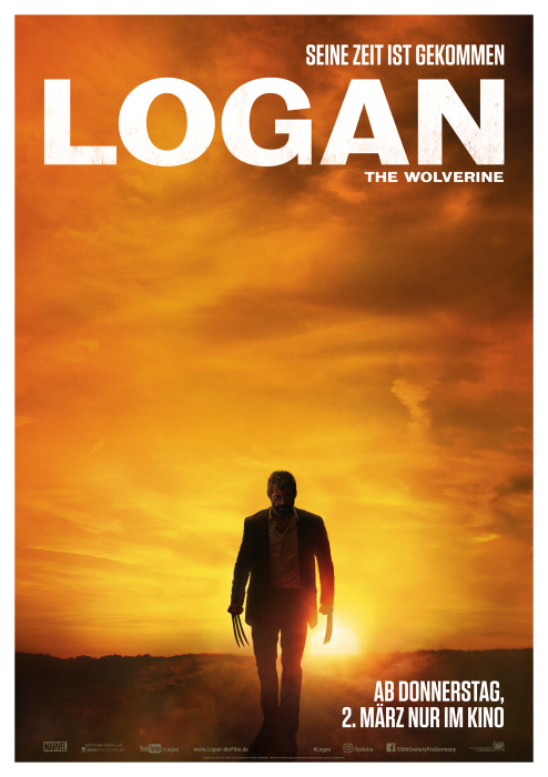 Logan - The Wolverine: Poster