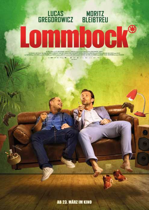 Lommbock: Poster