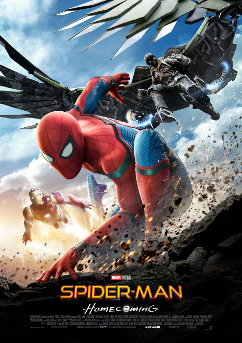Spider-Man: Homecoming: Poster