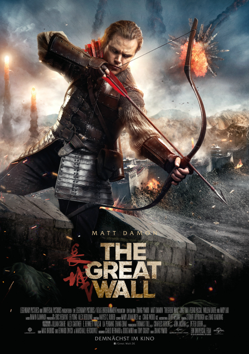 The Great Wall: Poster