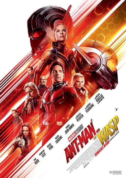 Ant-Man and the Wasp: Poster