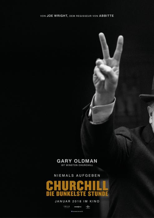Churchill Die Dunkelste Stunde