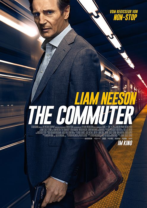 The Commuter: Poster