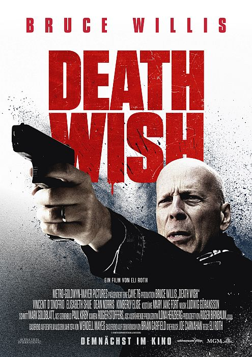 Death Wish: Poster