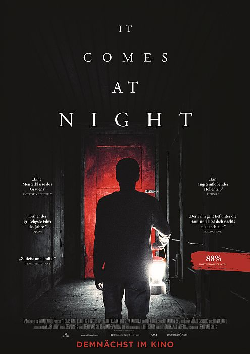 It comes at Night: Poster