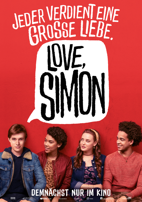 Love, Simon: Poster