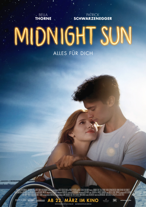 Midnight Sun: Poster