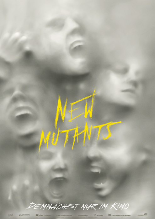 New Mutants: Poster