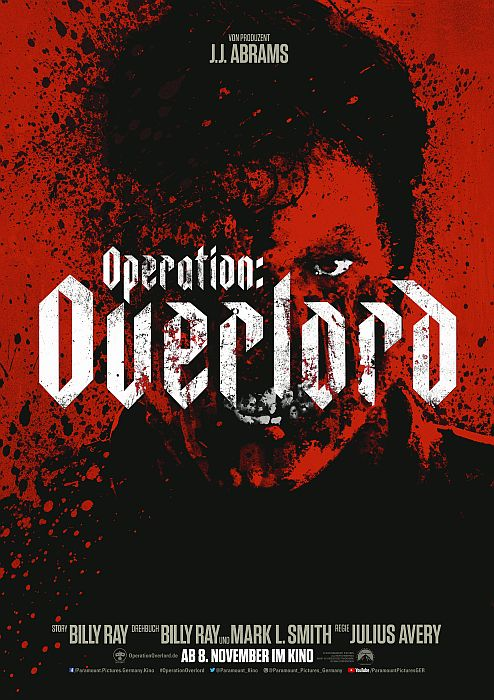 Operation: Overlord: Poster