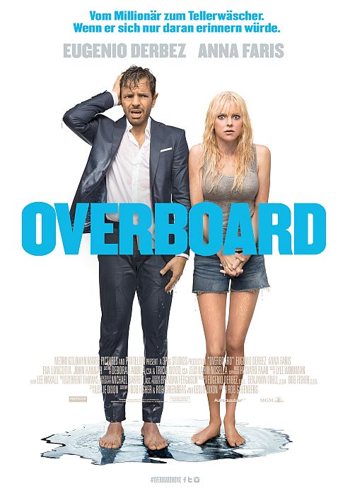Overboard: Poster