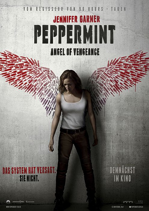 Peppermint - Angel of Vengeance: Poster