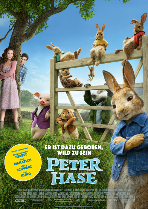 Peter Hase: Poster