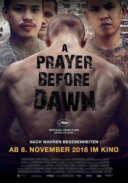 A Prayer before Dawn: Poster
