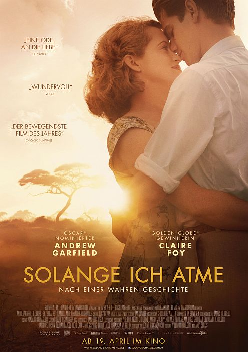 Solange ich atme: Poster