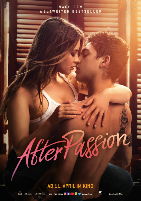 After Passion: Poster