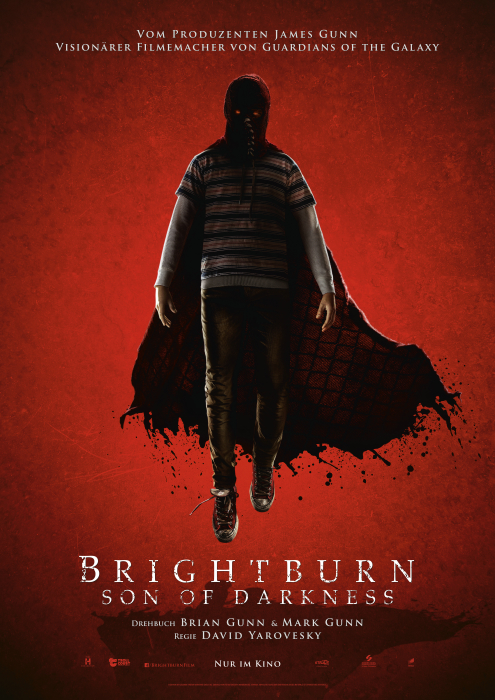 BRIGHTBURN: Son of Darkness: Poster