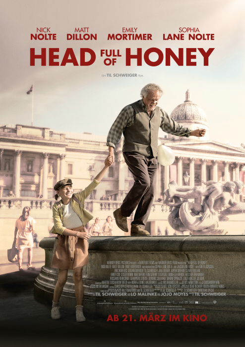 Head full of Honey: Poster