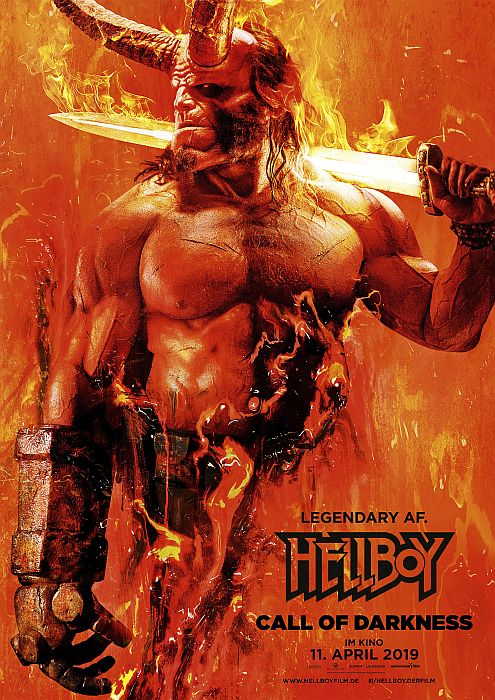 Hellboy - Call of Darkness: Poster