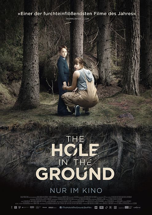 The Hole in the Ground: Poster