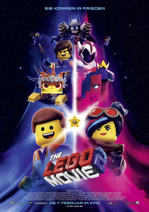 The Lego Movie 2: Poster