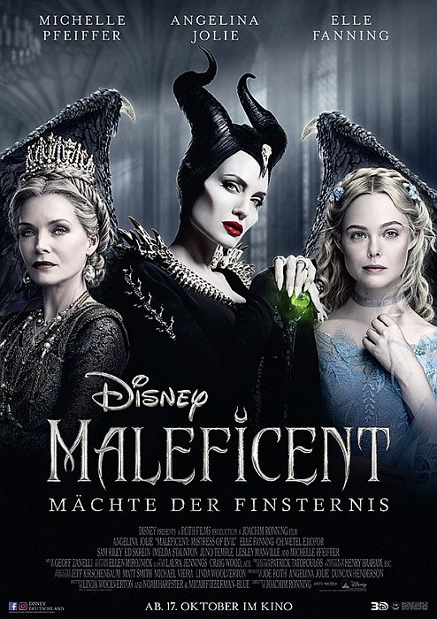 Maleficent 2: Poster