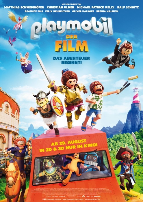 Playmobil - Der Film: Poster