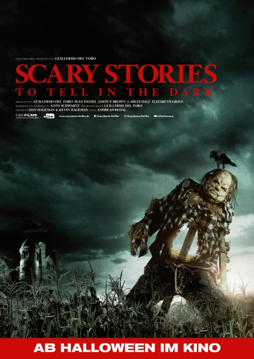 Scary Stories to Tell in the Dark: Poster