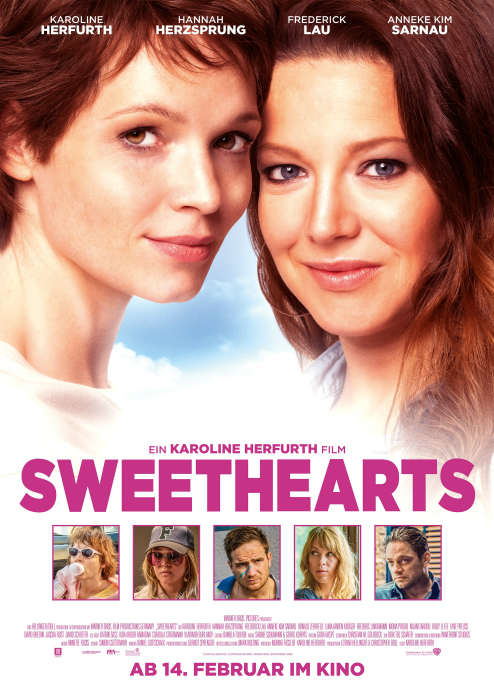Sweethearts: Poster