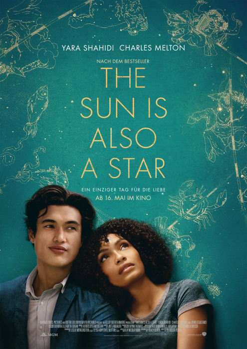 The Sun Is Also A Star: Poster