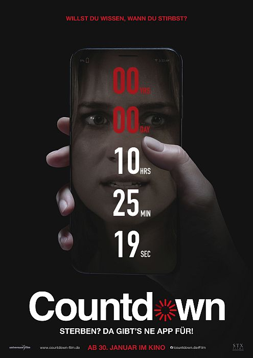 Countdown: Poster