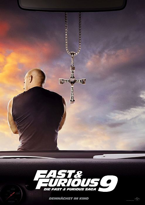 FAST & FURIOUS 9: Poster