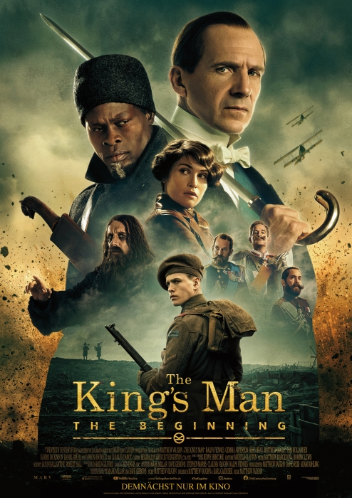 The King's Man – The Beginning: Poster