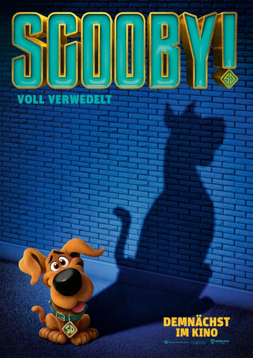 SCOOBY!: Poster