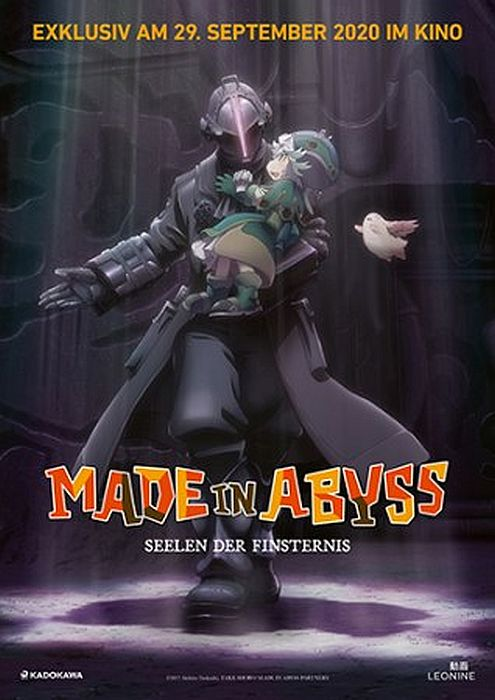 Made in Abyss: Dawn of a Deep Soul: Poster