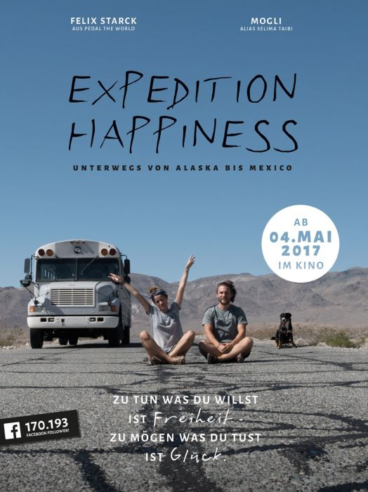 Expedition Happiness: Poster