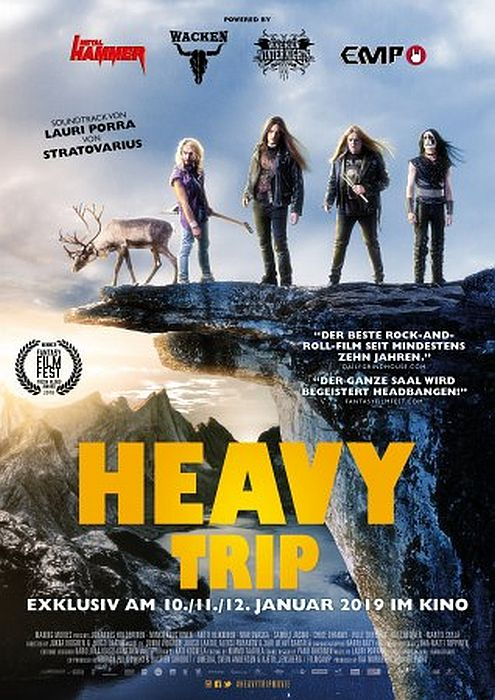 Heavy Trip: Poster