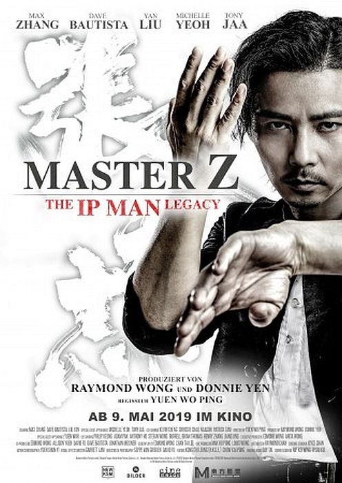 Master Z: The IP Man Legacy: Poster